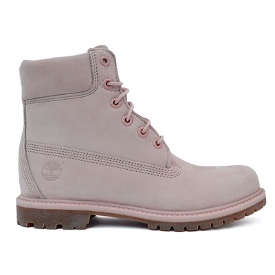Timberland 6 IN PREMIUM BOTTINES ROSE Chaussure France_v17999