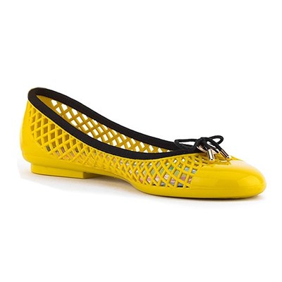 Lemon Jelly BALLERINES JAUNE