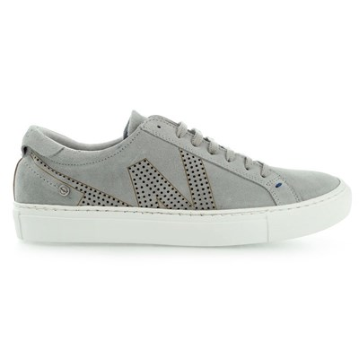 Chaussures Homme | Wrangler BASKETS BASSES GRIS
