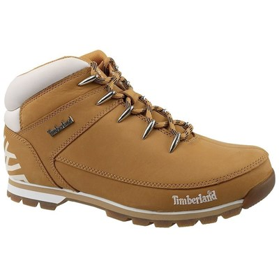 Timberland EURO SPRINT HIKER BOOTS BEIGE Chaussure France_v17933