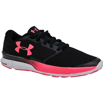 Under Armour W CHARGED RECKLESS BASKETS BASSES NOIR