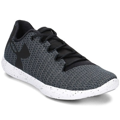Under Armour STREET PRECISION LOW SPECKLE BASKETS BASSES NOIR Chaussure France_v14432