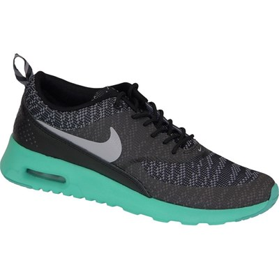 Nike AIR MAX THEA BASKETS BASSES GRIS