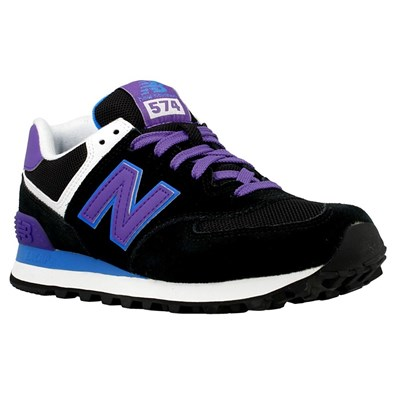 New Balance WL574MOX BASKETS BASSES MULTICOLORE Chaussure France_v11642