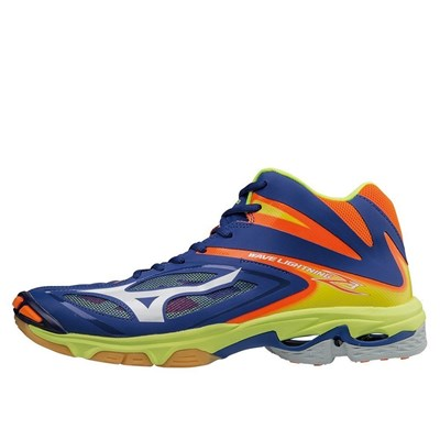 Mizuno WAVE LIGHTNING Z3 BASKETS MONTANTES MULTICOLORE Chaussure France_v16927
