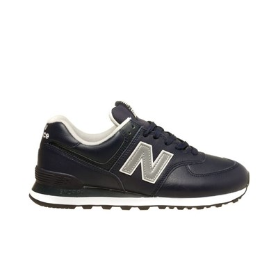 New Balance ML574LPN BASKETS BASSES NOIR Chaussure France_v14929