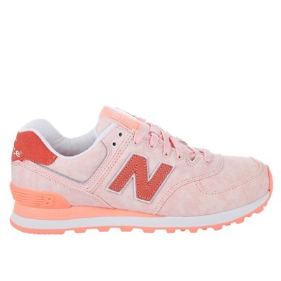 New Balance WL574SWA BASKETS BASSES MULTICOLORE Chaussure France_v7783