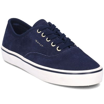 Gant BASKETS BASSES BLEU MARINE Chaussure France_v13919