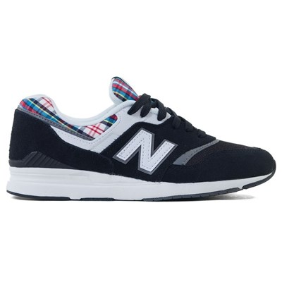 New Balance 697 BASKETS BASSES NOIR Chaussure France_v15013