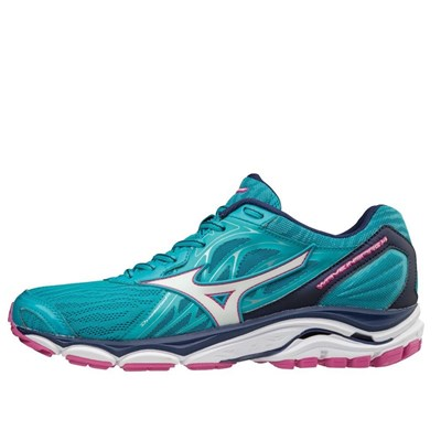 Mizuno WAVE INSPIRE 14 CHAUSSURES DE RUNNING MULTICOLORE Chaussure France_v16926