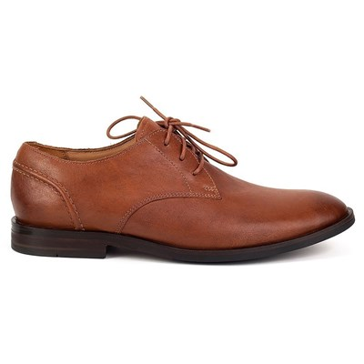 Clarks BASKETS BASSES MARRON