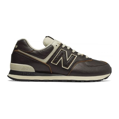 New Balance ML574LPK BASKETS MONTANTES MARRON Chaussure France_v14553