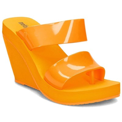 Melissa MULES JAUNE Chaussure France_v13353