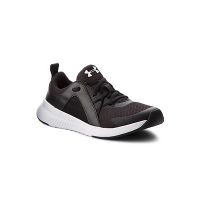 Under Armour UA W INTENT BASKETS BASSES NOIR
