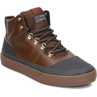 Quiksilver BASKETS MONTANTES MARRON