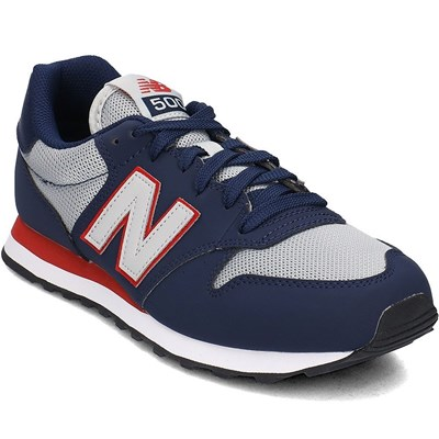 New Balance 500 BASKETS BASSES MULTICOLORE Chaussure France_v11711