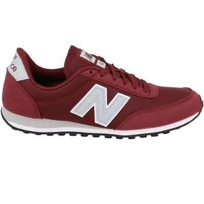 New Balance U410BUG BASKETS BASSES ROUGE Chaussure France_v13045