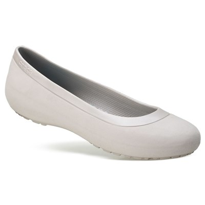 Crocs BALLERINES BLANC Chaussure France_v7106