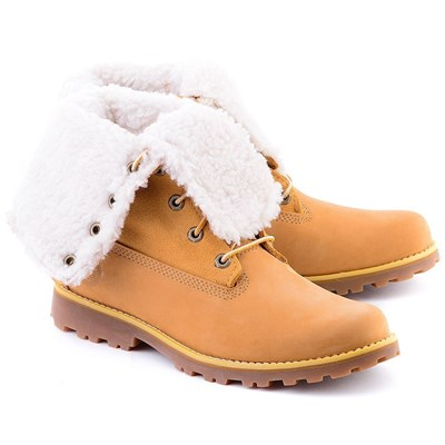 Timberland 6 IN WP SHEARLING BO BOOTS MIEL Chaussure France_v16829