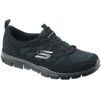 Skechers GRATIS BASKETS BASSES NOIR Chaussure France_v9489