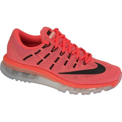 Nike AIR MAX 2016 BASKETS BASSES ORANGE Chaussure France_v17585