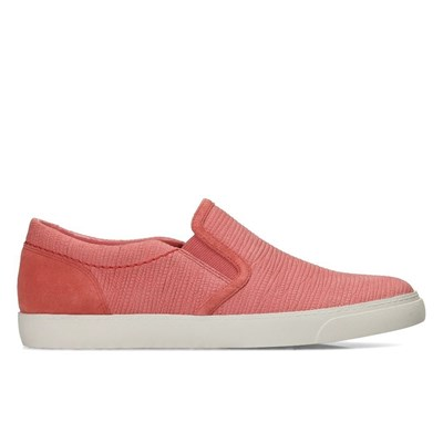 Clarks BASKETS BASSES ROSE Chaussure France_v10888