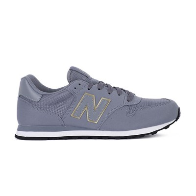 New Balance 500 BASKETS BASSES GRIS