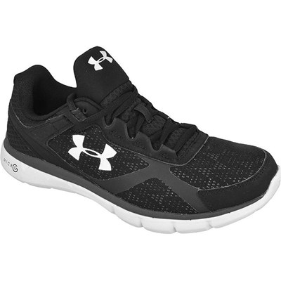 Under Armour MICRO G VELOCITY RN BASKETS BASSES NOIR Chaussure France_v15098
