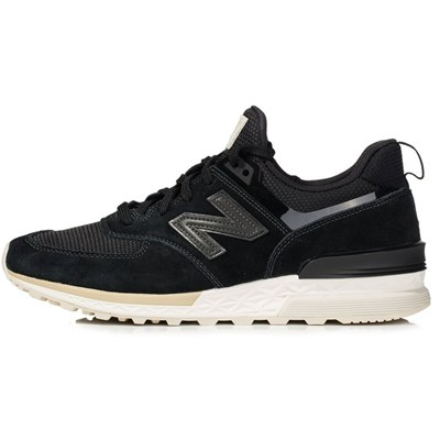 New Balance MS574FSK BASKETS BASSES NOIR