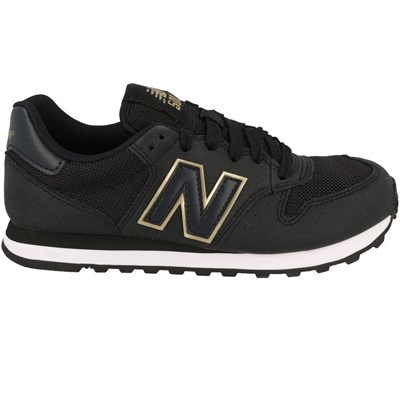 New Balance 500 BASKETS BASSES NOIR Chaussure France_v12015