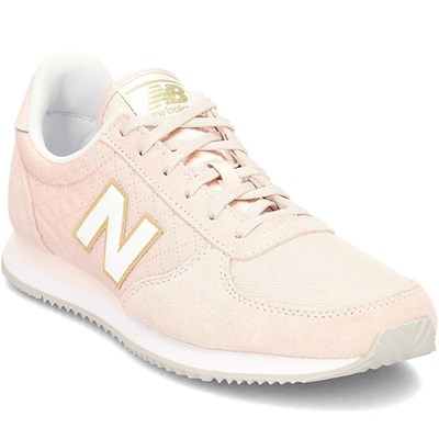 New Balance 220 BASKETS BASSES ROSE Chaussure France_v14362