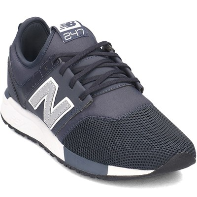 New Balance 247 BASKETS BASSES BLEU MARINE Chaussure France_v14301