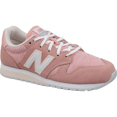 New Balance 520 BASKETS BASSES ROSE Chaussure France_v16475