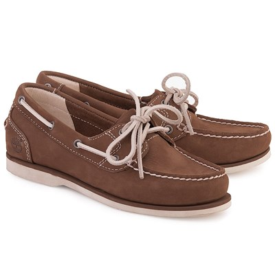 Timberland CLASSIC BOAT MOCASSINS MARRON Chaussure France_v15861