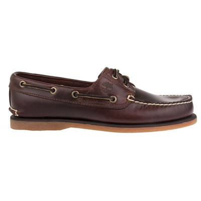 Timberland 2EYE CLASSIC BOAT MOCASSINS MARRON Chaussure France_v18172