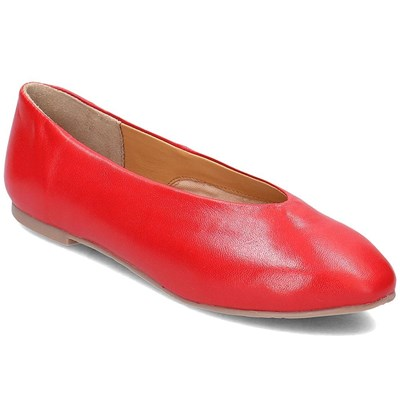 Gioseppo BALLERINES ROUGE Chaussure France_v8120