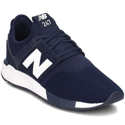 New Balance 247 BASKETS BASSES MULTICOLORE Chaussure France_v14614