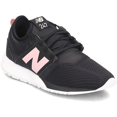 New Balance 247 BASKETS BASSES NOIR Chaussure France_v14364