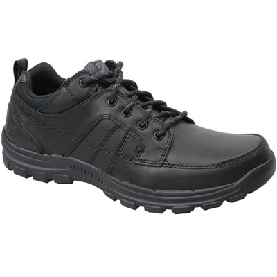 Chaussures Homme | Skechers BRAVER RALSON BASKETS BASSES NOIR
