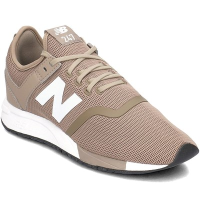 New Balance 247 BASKETS BASSES MARRON Chaussure France_v14363