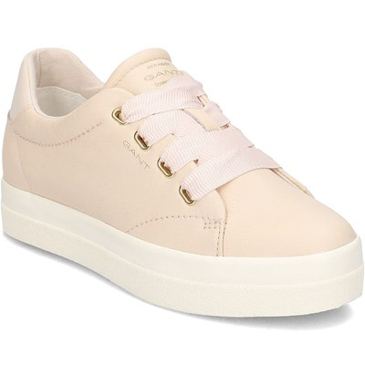 Gant BASKETS BASSES ROSE Chaussure France_v15019