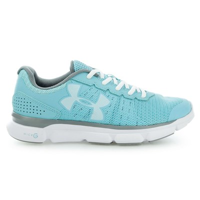 Under Armour 1266243 BASKETS BASSES TURQUOISE Chaussure France_v11825