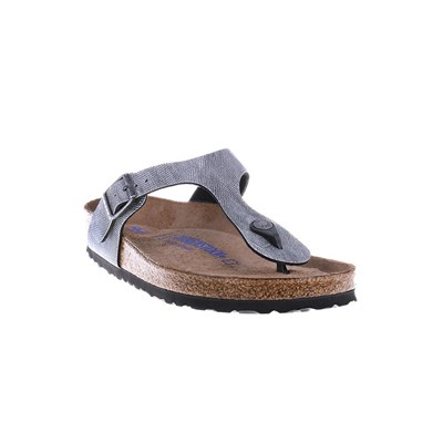 Birkenstock GIZEH TONGS GRIS Chaussure France_v12254