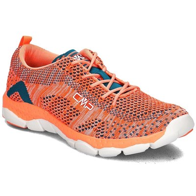 Chaussures Femme | CMP BASKETS BASSES ORANGE