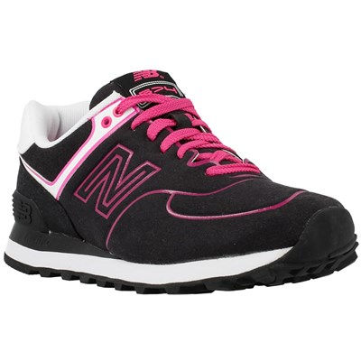 New Balance WL574NEN BASKETS BASSES MULTICOLORE Chaussure France_v10058