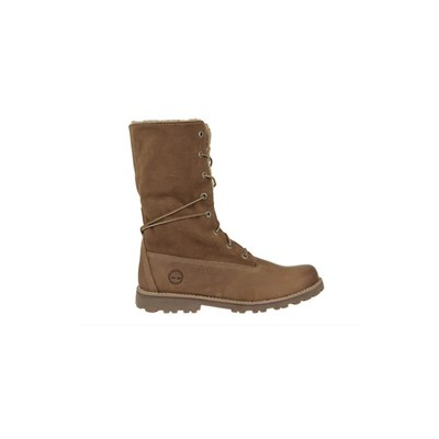 Timberland 6 IN SHEARLING BOTTES DE NEIGE MARRON Chaussure France_v16828