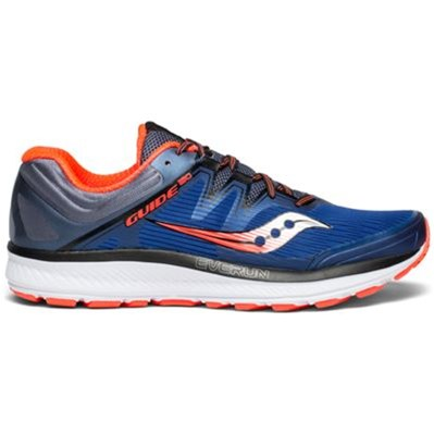 Saucony GUIDE ISO CHAUSSURES DE RUNNING MULTICOLORE