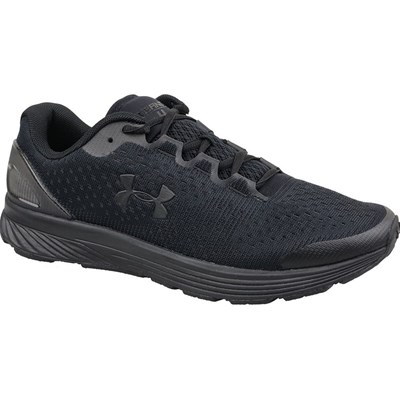 Under Armour CHARGED BANDIT 4 BASKETS BASSES NOIR