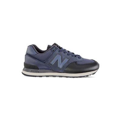 Chaussures Homme | New Balance ML574LHG BASKETS BASSES VIOLET