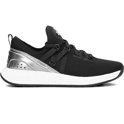 Under Armour UA W BREATHE TRAINER BASKETS BASSES NOIR